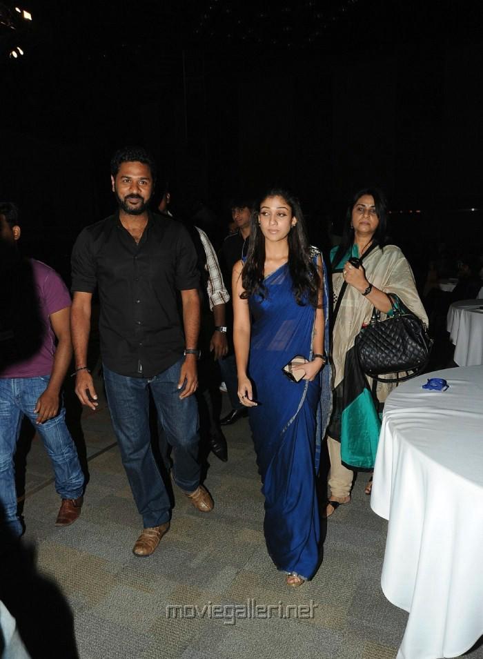 Pics Photos - Did Nayanthara And Prabhu Deva Really Get ...
