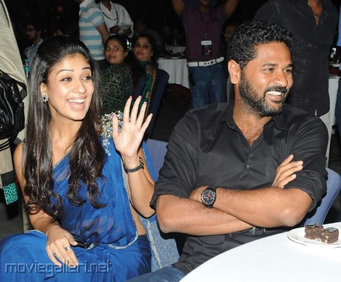 Pics Photos - Nayanthara And Prabhu Deva Are Now ...