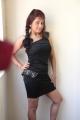Actress Prachi Adhikari in Black Dress Hot Photoshoot Stills