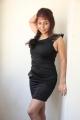 Actress Prachee Adhikari Hot Photoshoot Stills in Black Dress