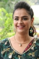 Actress Prachi Tehlan Cute Photos @ Mamangam Movie Press Meet