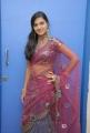 Telugu Actress Prakruthi Hot in Saree Stills