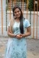 Telugu Actress Prakruthi in Salwar Kameez Stills