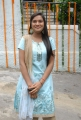 Telugu Actress Prakruthi in Salwar Kameez Cute Stills