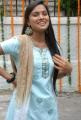 Telugu Actress Divya Rao Cute Stills in Churidar Dress