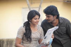 Anjali, Dileepan in Pranam Kosam Telugu Movie Stills