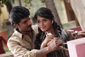 Dileepan, Anjali in Pranam Kosam Telugu Movie Stills
