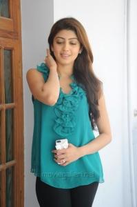 Telugu Actress Praneetha Images @ Attharintiki Daaredhi Interview