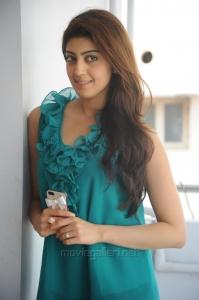 Actress Pranitha Images @ Attarintiki Daredi Interview