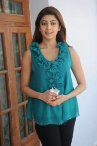 Telugu Actress Pranitha Images @ Attharintiki Daaredhi Interview