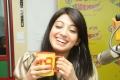 Actress Pranitha at Radio Mirchi