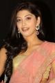 Actress Pranitha Saree Photos