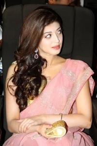 Tamil Actress Pranitha in Saree Stills