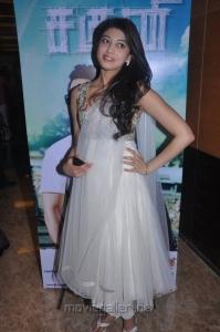 Actress Praneetha at Saguni Movie Press Meet