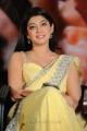 Pranitha in Saree at Shakuni Audio Release