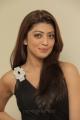 Tamil Actress Pranitha Hot in Dark Brown Dress Photos