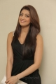 Pranitha Subhash Latest Hot Photos in Dark Brown Dress
