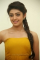 Actress Pranitha in Yellow Dress Stills