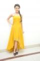 Telugu Actress Pranitha New Stills in Yellow Dress