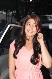Actress Pranitha launches Naturals Family Salon & Spa Photos