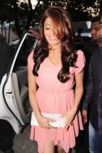 Actress Pranitha launches Naturals Family Salon & Spa at Barkatpura, Hyderabad