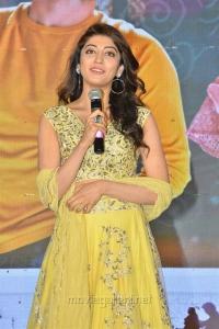 Actress Pranitha Subhash New Photos @ Hello Guru Prema Kosame Success Meet