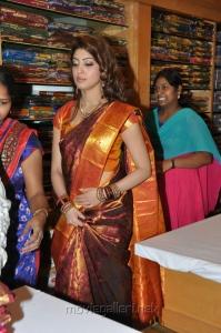 Pranitha Subhash @ RS Brothers 10th Anniversary Celebrations Photos