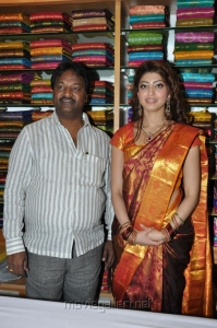 Pranitha at RS Brothers 10th Anniversary Celebrations Gallery