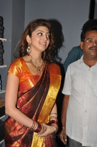 Actress Pranitha launches RS Brothers Shop Photos