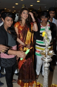 Actress Pranitha @ RS Brothers 10th Anniversary Celebrations Photos