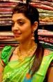 Pranitha Subhash Launches Saree Niketan Showroom @ Nalgonda Photos