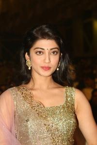 Actress Pranitha Subhash Photos @ NTR Kathanayakudu Audio Launch