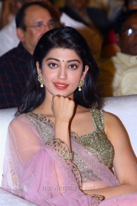 Actress Pranitha Subhash Photos @ NTR Audio Launch