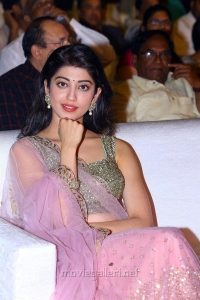 Actress Pranitha Subhash Photos @ NTR Kathanayakudu Movie Audio Launch
