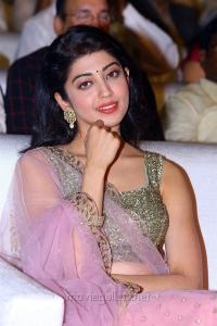 Telugu Actress Pranitha Photos @ NTR Biopic Audio Launch