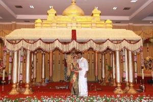 Tamil Actress Sneha and Prasanna Marriage Photos