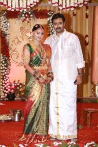 Sneha Prasanna Marriage Pics