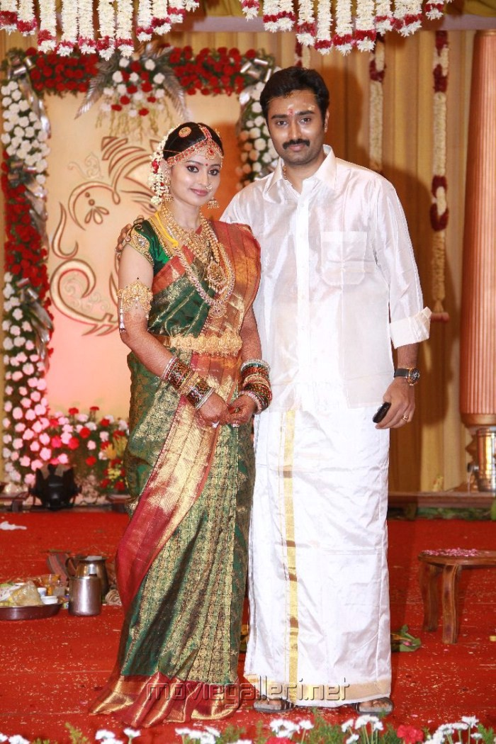 Sneha Prasanna Marriage Pics
