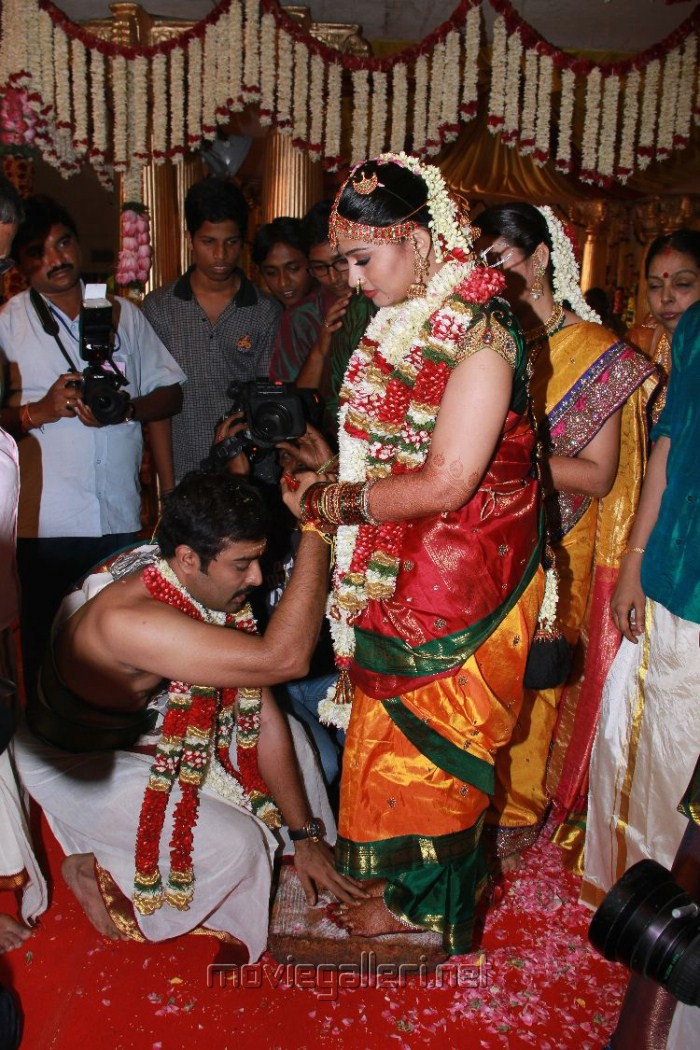 Tamil Actress Sneha and Prasanna Marriage Pictures