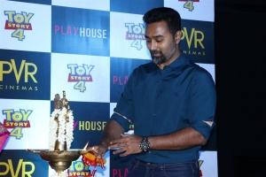 Hero Prasanna @ PVR Cinemas Play House Launch Stills