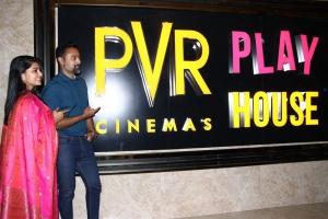 Sneha, Prasanna @ PVR Cinemas Play House Launch Stills
