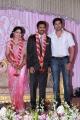 Ganesh Venkatraman at Sneha Prasanna New Reception Stills