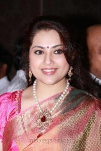 Actress Meena at Sneha Prasanna New Reception Stills