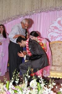 Mani Ratnam at Sneha Prasanna New Reception Stills