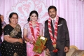 Sathya Priya at Prasanna Sneha Wedding Reception Photos