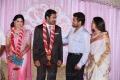 Actor Suriya with Jyothika at Prasanna Sneha Wedding Reception Photos