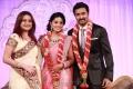 Sonia Agarwal at Prasanna Sneha Wedding Reception Photos