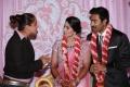 Simran at Prasanna Sneha Wedding Reception Photos