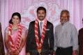 Mani Rathnam at Prasanna Sneha Wedding Reception Photos