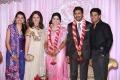 Sridevi Vijayakumar at Prasanna Sneha Wedding Reception Photos